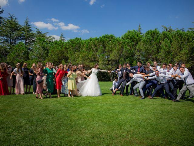 La boda de Diana y Amat en Arbucies, Girona 10