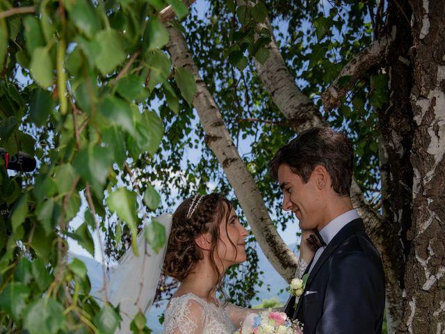 La boda de Diana y Amat en Arbucies, Girona 24