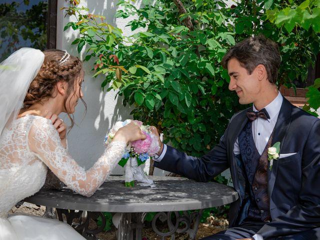 La boda de Diana y Amat en Arbucies, Girona 25
