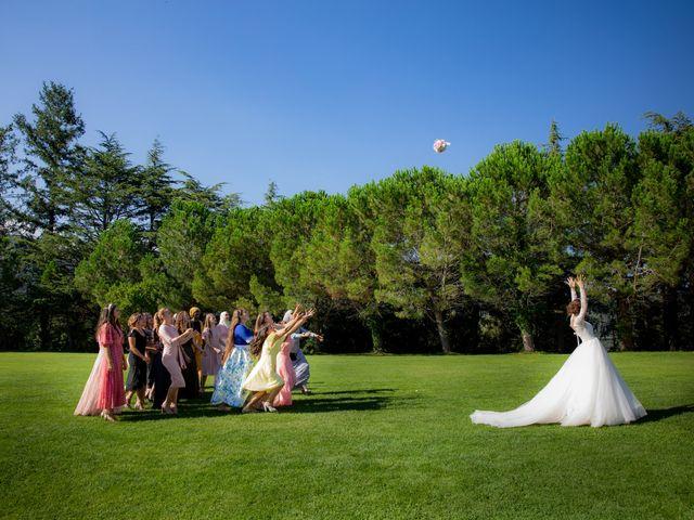 La boda de Diana y Amat en Arbucies, Girona 29