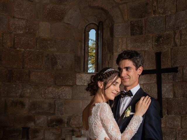 La boda de Diana y Amat en Arbucies, Girona 31