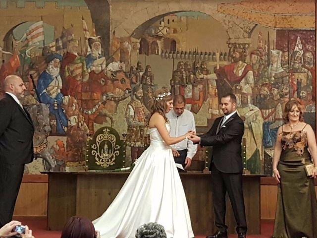 La boda de Victor y Esperanza en Benavente, Zamora 2