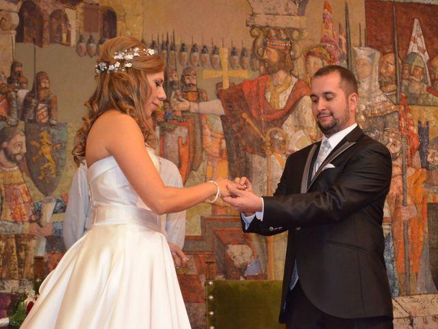 La boda de Esperanza y Victor