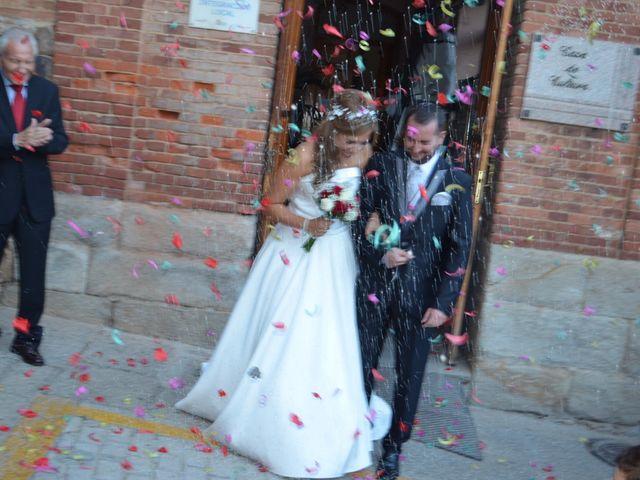 La boda de Victor y Esperanza en Benavente, Zamora 1