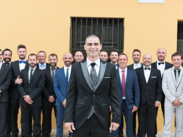 La boda de David y Cristina en Benicàssim/benicasim, Castellón 8