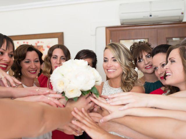 La boda de David y Cristina en Benicàssim/benicasim, Castellón 16