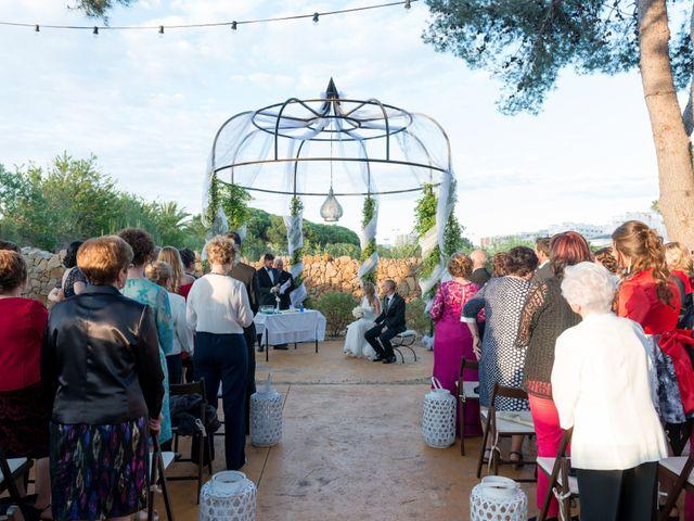 La boda de David y Cristina en Benicàssim/benicasim, Castellón 22