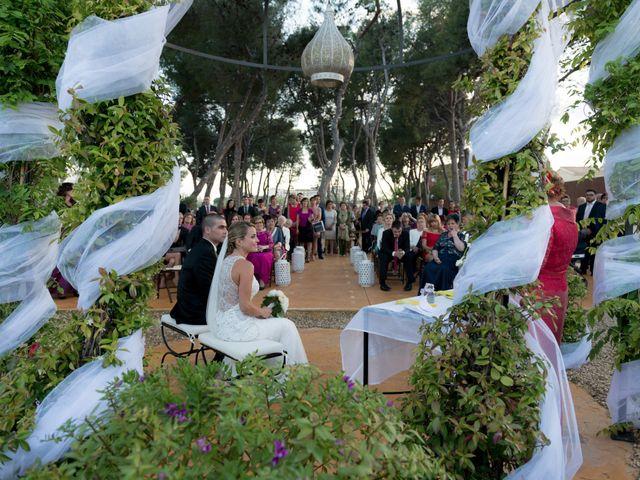 La boda de David y Cristina en Benicàssim/benicasim, Castellón 27