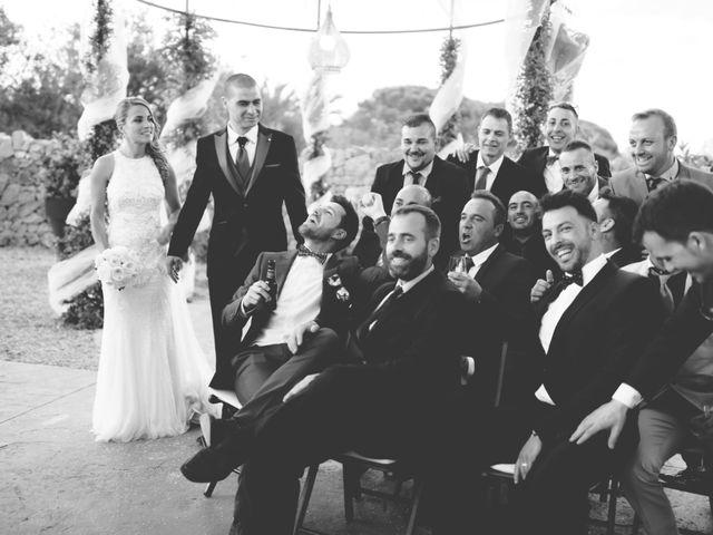 La boda de David y Cristina en Benicàssim/benicasim, Castellón 29