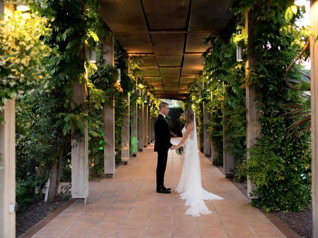 La boda de David y Cristina en Benicàssim/benicasim, Castellón 1