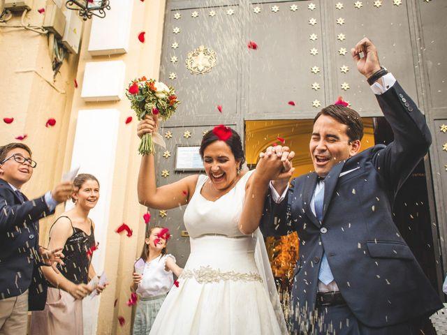 La boda de Alejandra y Jose Manuel