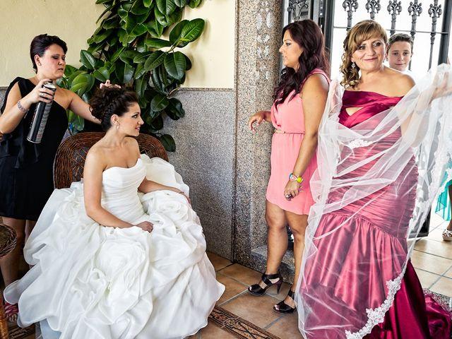 La boda de Juanfran y Vanessa en Málaga, Málaga 20