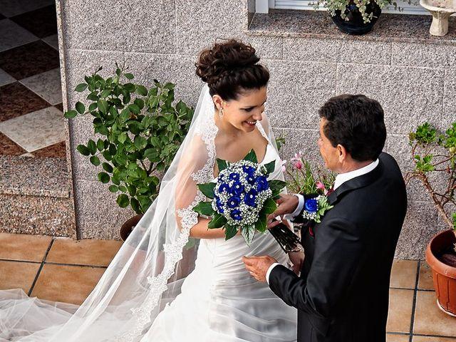 La boda de Juanfran y Vanessa en Málaga, Málaga 21