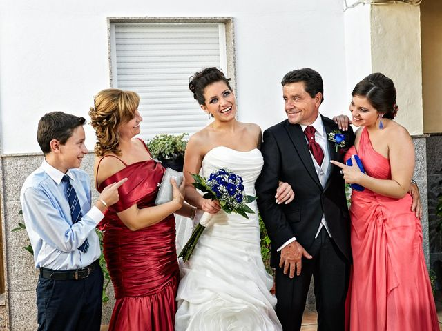 La boda de Juanfran y Vanessa en Málaga, Málaga 22