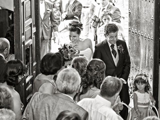 La boda de Juanfran y Vanessa en Málaga, Málaga 24