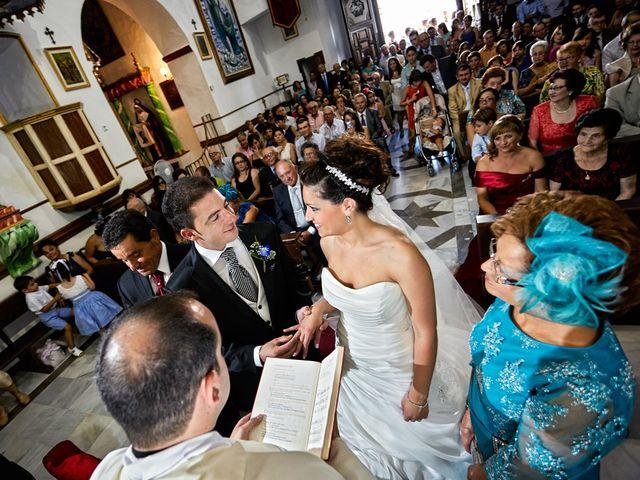 La boda de Juanfran y Vanessa en Málaga, Málaga 25