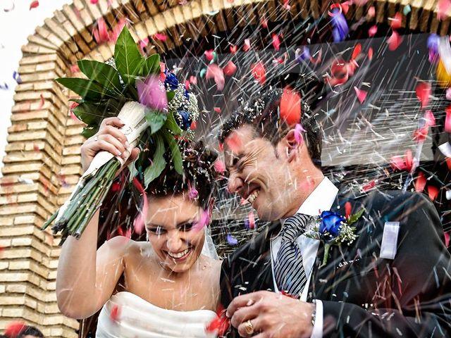 La boda de Juanfran y Vanessa en Málaga, Málaga 28