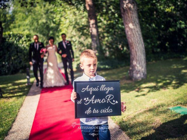 La boda de Raúl  y Amanda  en Illescas, Toledo 6