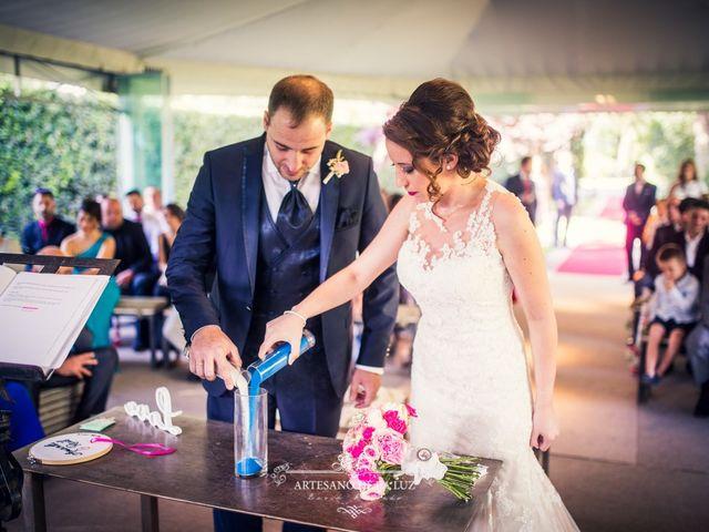 La boda de Raúl  y Amanda  en Illescas, Toledo 8