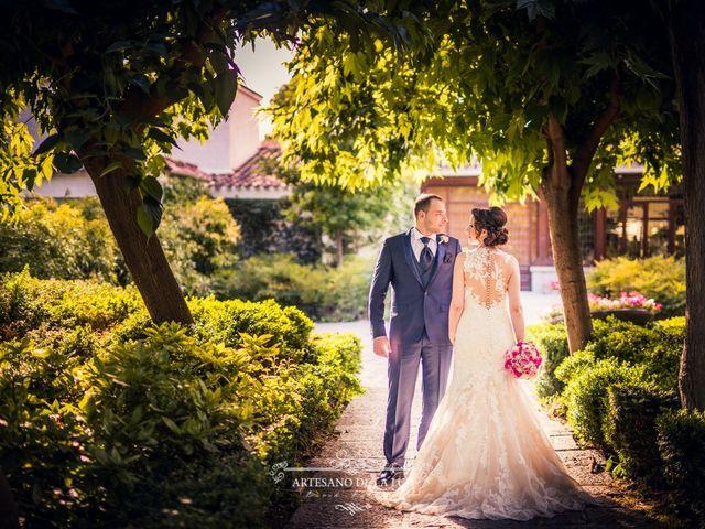 La boda de Amanda  y Raúl