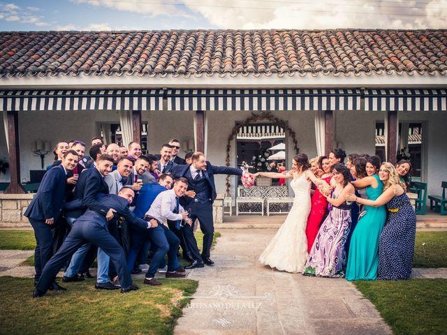 La boda de Raúl  y Amanda  en Illescas, Toledo 10