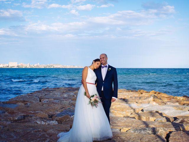 La boda de Inés y Alejandro