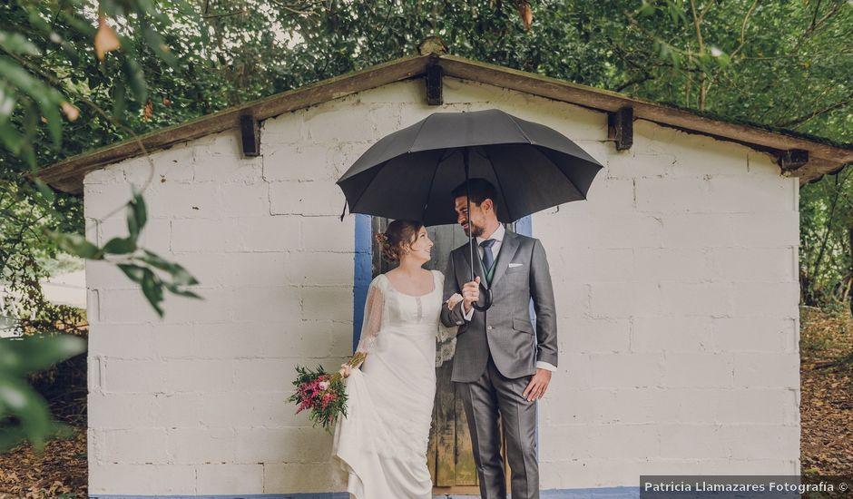 La boda de Aitor y Garazi en Markina-xemein, Vizcaya