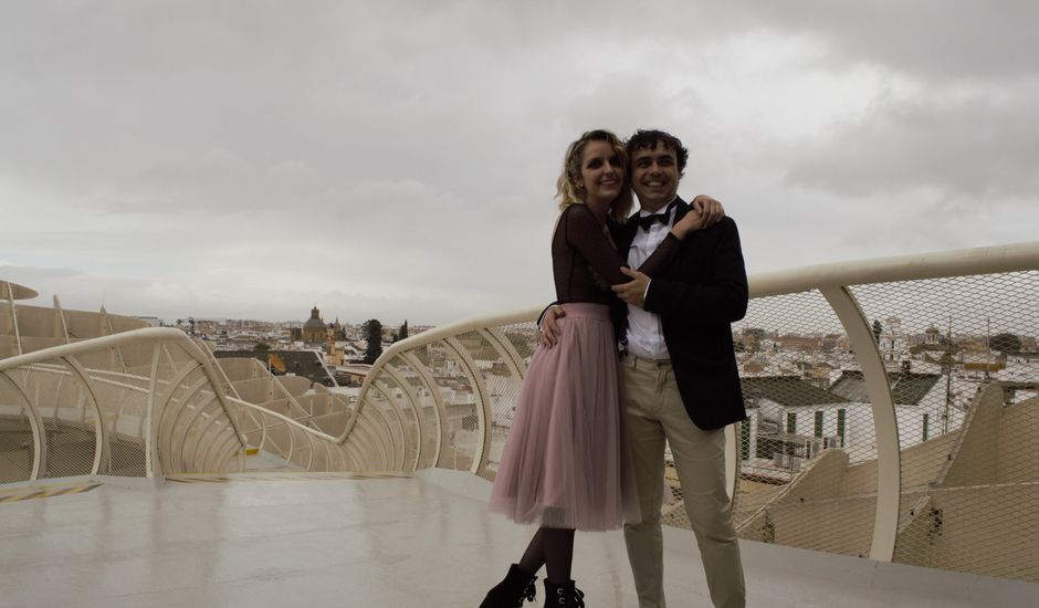 La boda de VERO y PACO en Sevilla, Sevilla