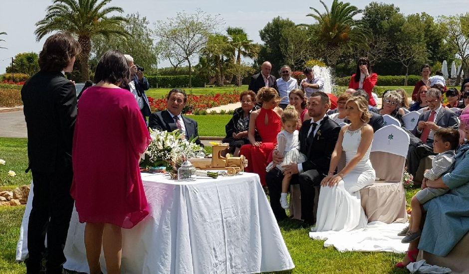 La boda de Jose y Noelia en Catarroja, Valencia