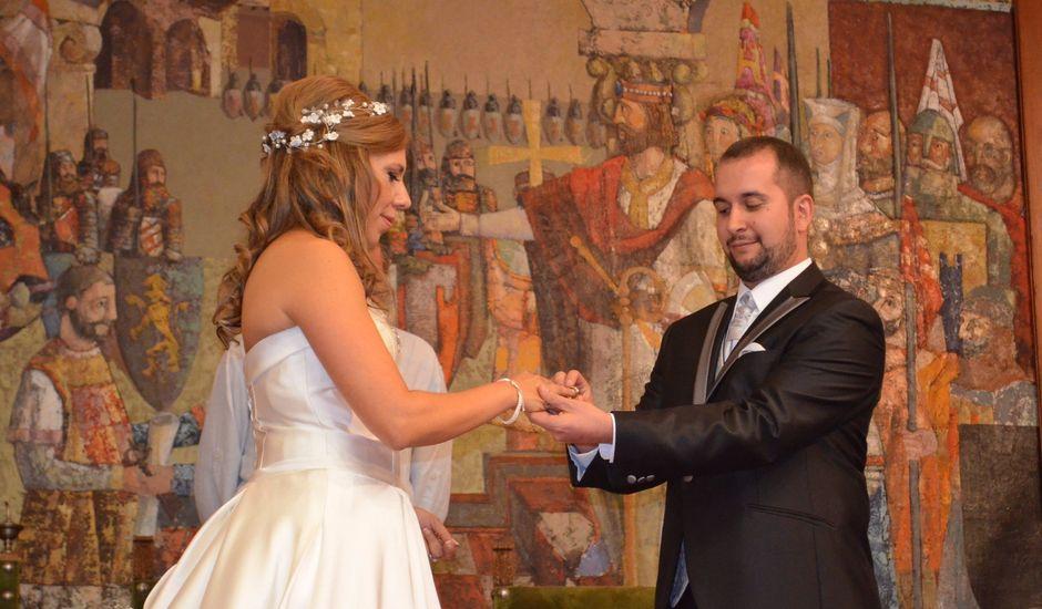 La boda de Victor y Esperanza en Benavente, Zamora