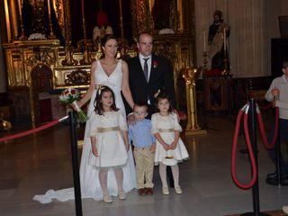 La boda de Lourdes y Miguel Angel