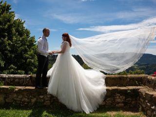 La boda de Jon Ander  y Yasmin