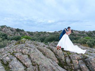 La boda de Clara y Fernando