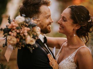 La boda de Raquel y Dafydd