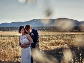 La boda de David y Soraya