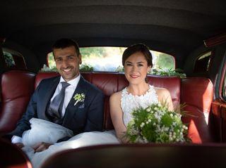 La boda de Leire y Josu