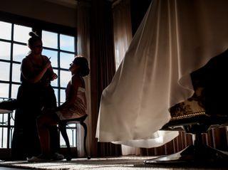 La boda de Sandra y Carlos 1