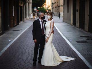 La boda de Carolina  y Idelio  3