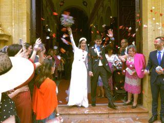 La boda de Juan y Luz María