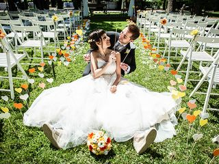 La boda de Miguel y Jessi