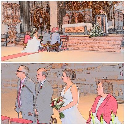La boda de Miguel Angel y Lourdes en Sevilla, Sevilla 14