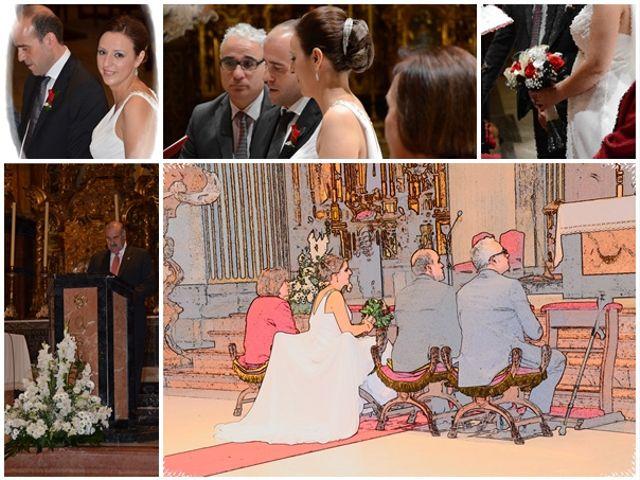 La boda de Miguel Angel y Lourdes en Sevilla, Sevilla 15