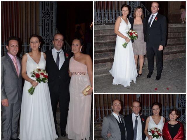 La boda de Miguel Angel y Lourdes en Sevilla, Sevilla 17