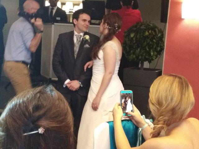 La boda de Lidia y Eloy  en Sant Boi De Llobregat, Barcelona 1