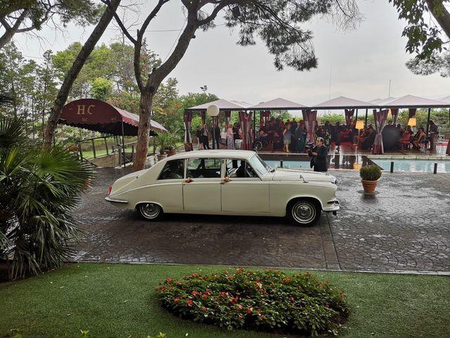 La boda de Lidia y Eloy  en Sant Boi De Llobregat, Barcelona 6