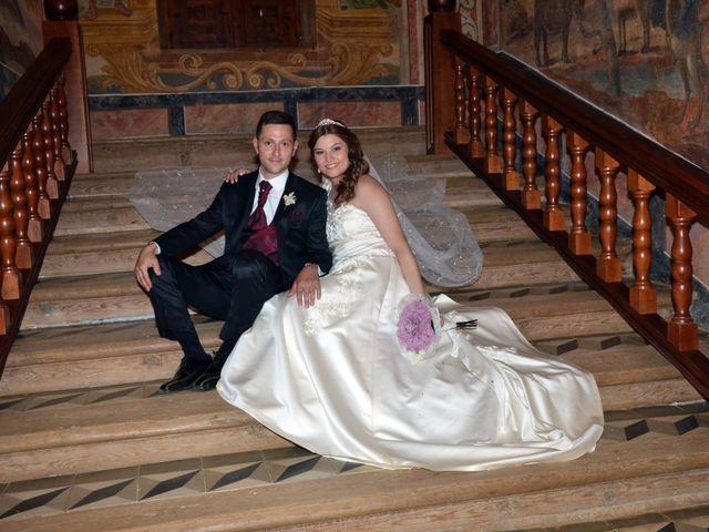 La boda de María José y Juan María