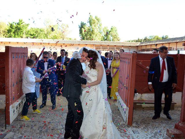 La boda de Juan María y María José en Santa Cruz De Mudela, Ciudad Real 5