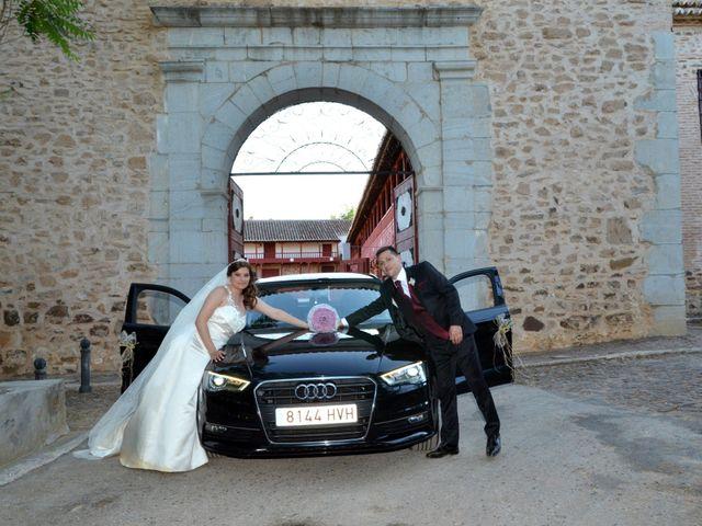 La boda de Juan María y María José en Santa Cruz De Mudela, Ciudad Real 6