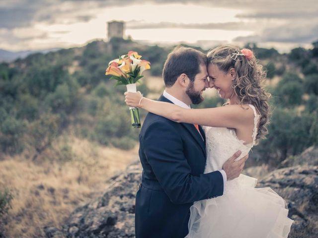 La boda de Begoña y Jesús