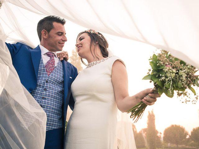 La boda de Sergio y Sandra en Yepes, Toledo 13